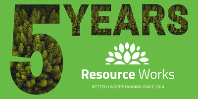 Resource Works Turns 5: With Special Guest Speaker Vivian Krause