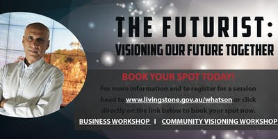 The Futurist: Visioning Our Future Together