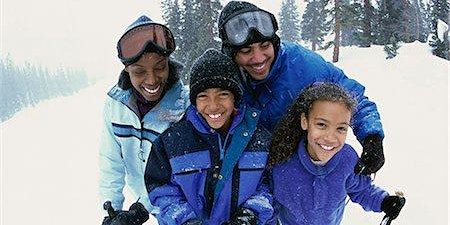 Edmonton Twin and Triplet Club Rabbit Hill Skiing and Snowboarding Evening