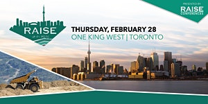 RAISE AT THE PDAC: 1X1 SMALL-CAP RESOURCE CONFERENCE