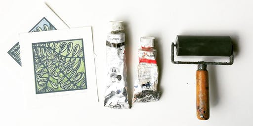 Reduction Linocut Workshop | Sunday 27th October | 10am to 3pm