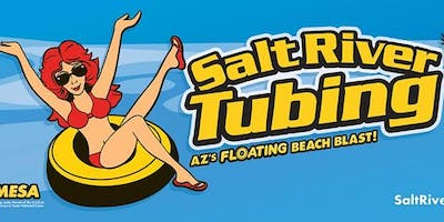 3 Day Phoenix Salt Water Tubing Bus Getaway from Rancho Cucamonga
