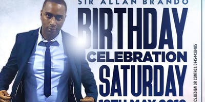 Allan brando Birthday Celebration