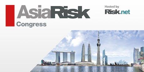Asia Risk Congress 2019  tickets