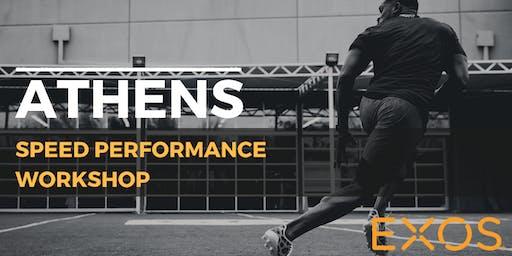 EXOS Speed Performance Workshop