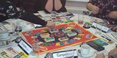 Leverage the Game of Business: A Fundraising Event