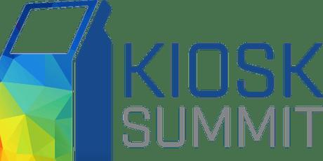 Kiosk Summit London 2019 tickets