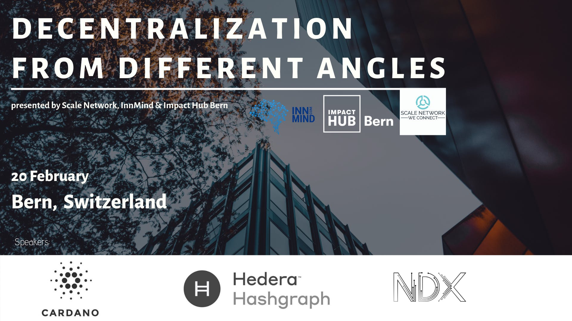 BLOCKCHAIN TRIBE: Decentralization from different angles