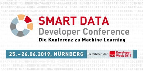 SMART DATA Developer Conference 2019 Tickets
