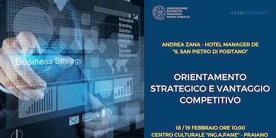 Orientamento Strategico e Vantaggio Competitivo