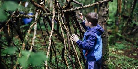 Woodland Adventurers - Acorns tickets