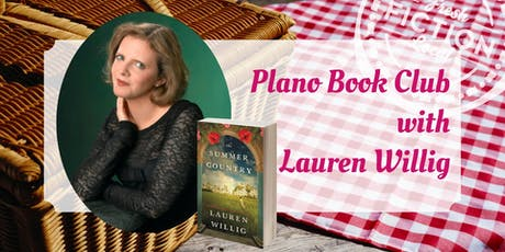 Plano Book Club and Potluck with call-in author Lauren Willig tickets
