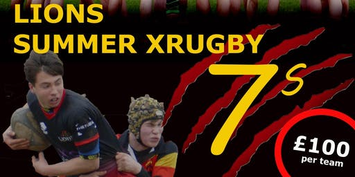 Lions  Summer XRugby 7's