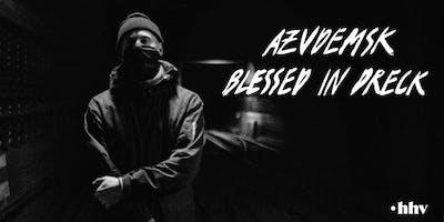 AzudemSK • Blessed in Dreck Albumtour 2019 • Münster