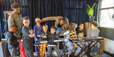 Kinderconcert: Ronnie Grande Rockt de Blues
