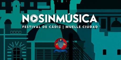 No Sin Música Festival 2019 entradas