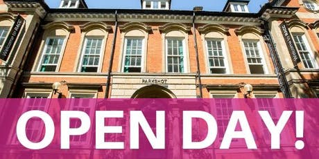 RHACC Open Day 3rd September 2019 tickets