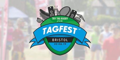 TagFest - Bristol tickets