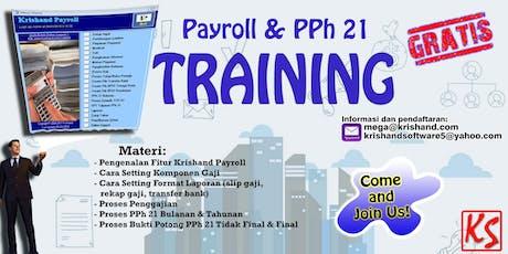 Training Krishand Payroll [Free] tickets