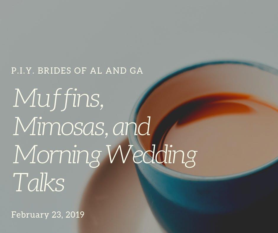 Muffins, Mimosas, and Morning Wedding Talks