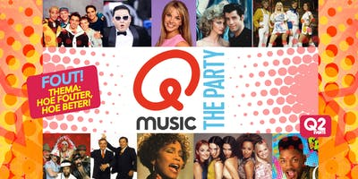Qmusic The Party FOUT! - Roosendaal