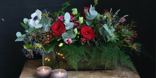 Festive Arrangement Workshop With Bramble & Wild