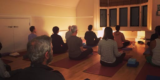 Sunday evening yoga class - 7.15pm - 8.30pm in West Hampstead