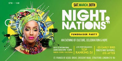 Nights Of Nations - International cultural Dinner Party