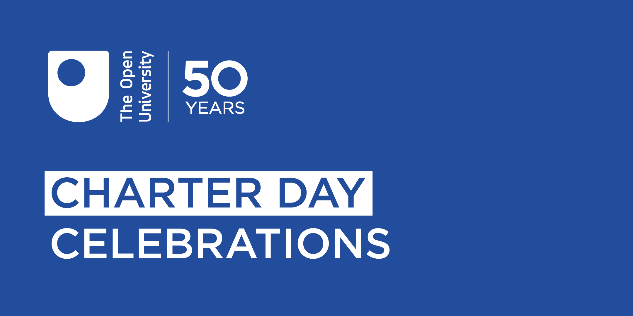 Save the date: Charter Day 2019 is coming!