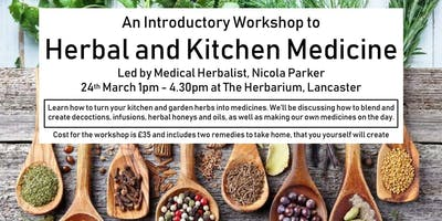Herbal And Kitchen Medicine - An Introduction