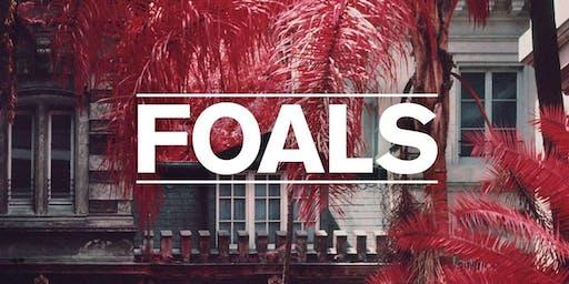FOALS - 2nd Date (Digbeth Arena, Birmingham)