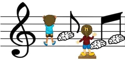 Piccole Note: i percorsi della Musica nel cervello dei bimbi