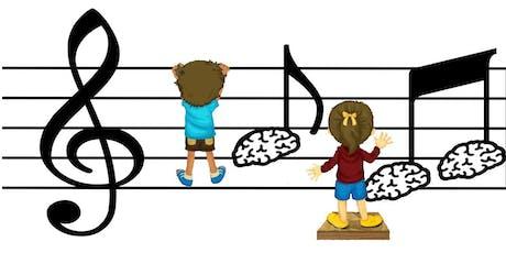 Piccole Note: i percorsi della Musica nel cervello dei bimbi  biglietti