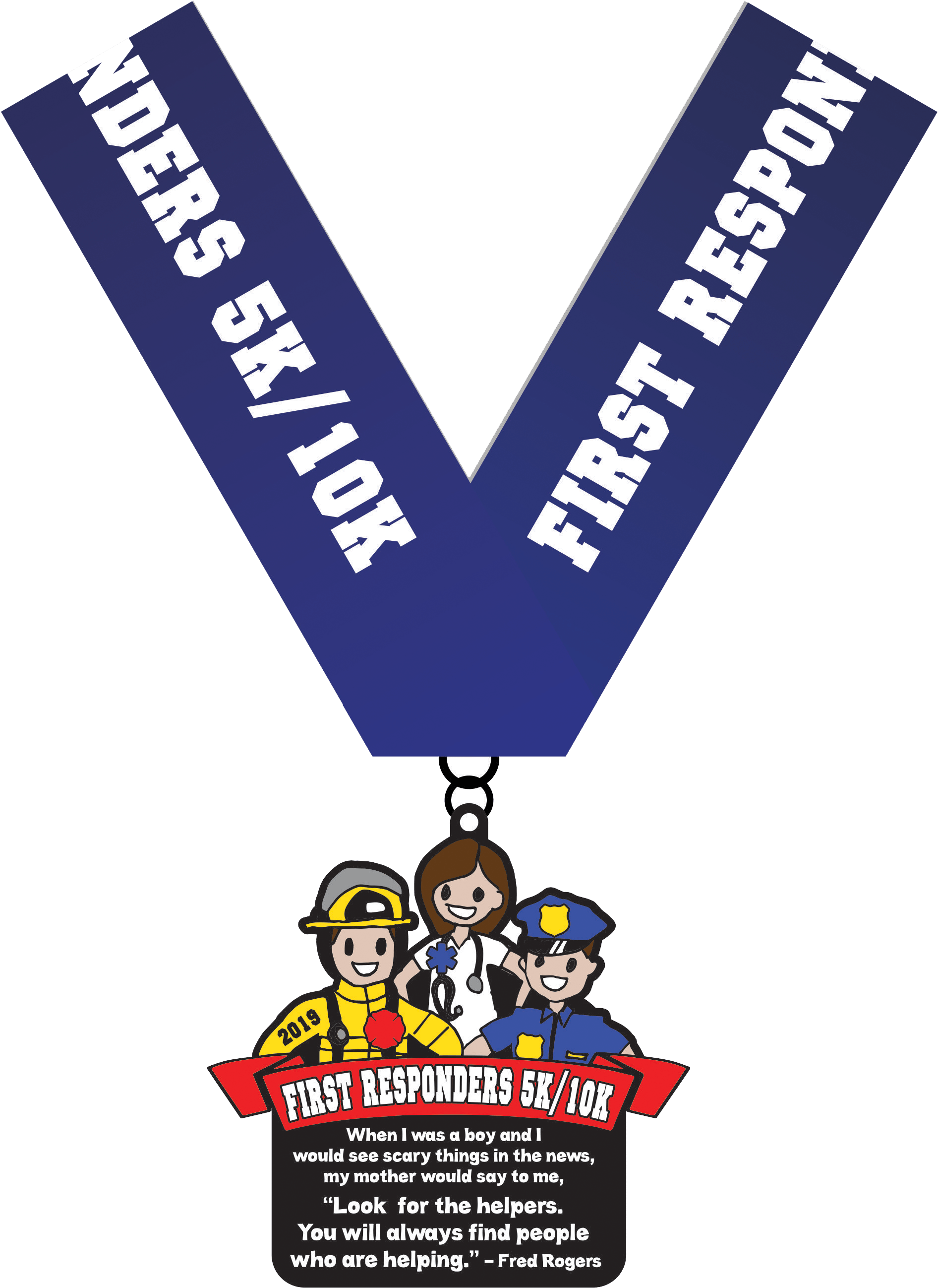 2019 First Responders 5K & 10K - Chandler
