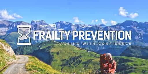 Frailty Prevention Event - Oundle