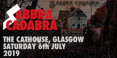 Sabbra Cadabra - THE UK\