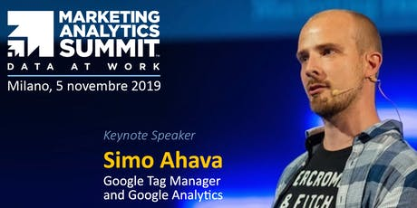 Marketing Analytics Summit 2019 tickets