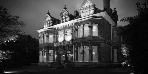 Ghost Hunt @ Mansion House