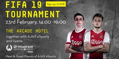 The Arcade Hotel, FIFA Championships February