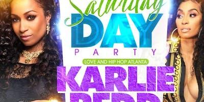 KARLI RED SAT DAY ALLSTAR PARTY