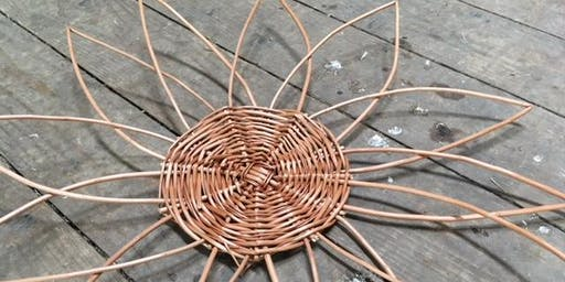 Willow Weaving -Flowers