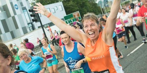 Amsterdam Marathon or Half Marathon for Maggie's