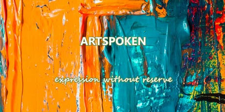 Artspoken: Expression without Reserve tickets