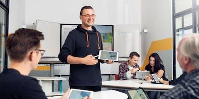 Kreativität in der Schule? Ja bitte! Wie iPads kreatives Lernen begünstigen können (Christian Heinz)