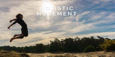 Holistic Movement Workshop - lululemon Amsterdam