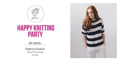 Knitting Party - Elly Tee - TORINO