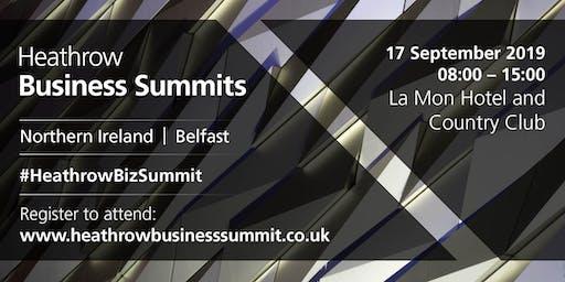 Northern Ireland Heathrow Business Summit 2019