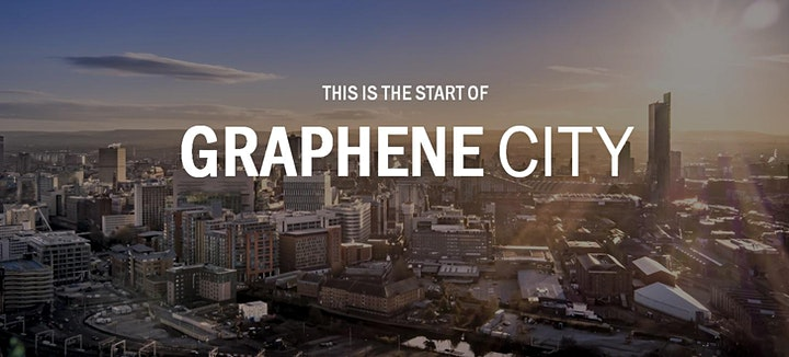 Greater Manchester SMEs : Engage with Graphene image