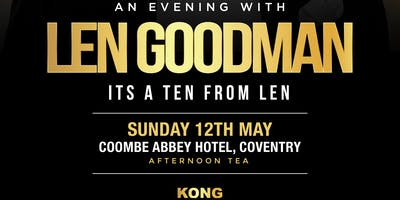 Afternoon Tea with Len Goodman - It\