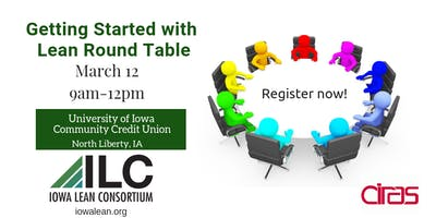 Getting Started With Lean Round Table